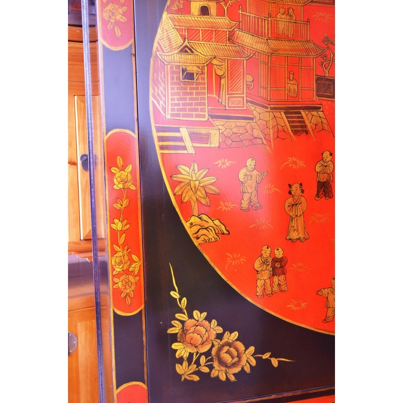 Armoire Chinoise De Mariage Tradition Chinoise La Malle D Asie