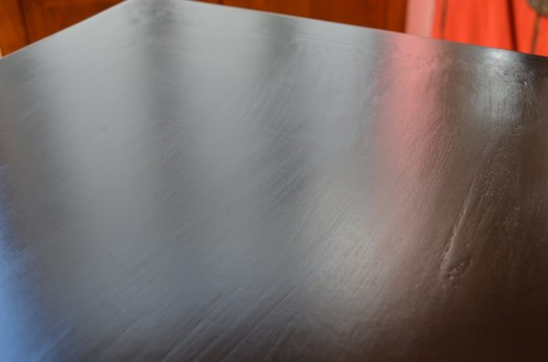 plateau buffet chinois noir 139 cm
