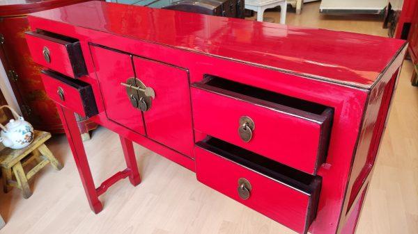 console-chinoise-rouge-angle brillante