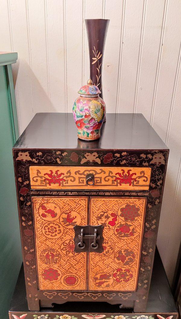 Ancien chevet du Tibet