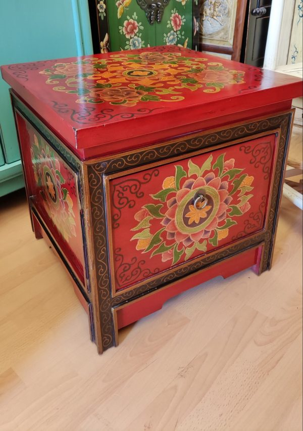 table basse Chinoise ou tibétaine